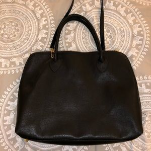 Black Leather Purse from Florence Leather Market